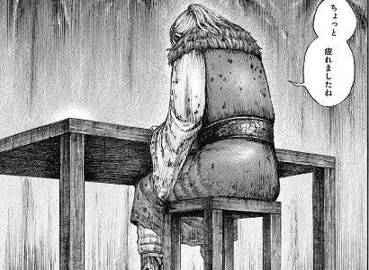 キングダム ネタバレ 第647話 予想・考察 司馬尚登場?